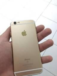 Vendo ou troco em notebook - iphone 6s gold 16 gb