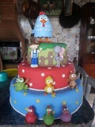 Maquete de bolo