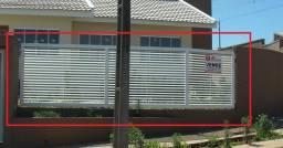 Vendo ou Troco Grade de Ferro estilo Veneziana - 5,70 metros x 1,50 metros