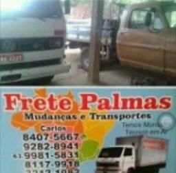 Frete e Trasporte