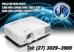 MS527 3300 Ansi Lumens HDmI Projetor Benq