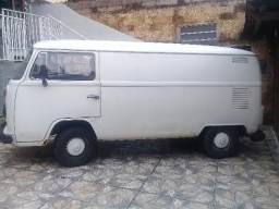 Kombi furgao ano 92 com gnv - 1992