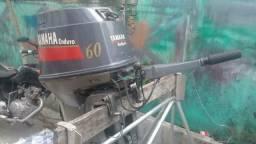 Motor yamaha 60 hp - 2008