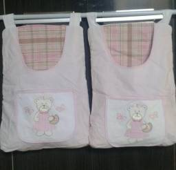 Porta-Fraldas de menina