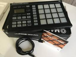 Vendo Maschine Mikro mk1 Native Instruments ( Semi Novo)