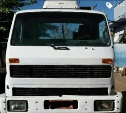 Caminhão vw 12140 toco no chassi ano 94 - 1994