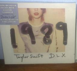 CD Taylor Swift 1989 DELUXE