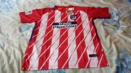 Camisa Atlético de Madri. nova!
