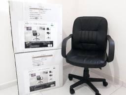 Cadeira de Escritório Giratória Super Promoção(Nova)Lacrado Só Hoje 250,00