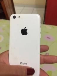 IPhone 5 c retirada de peças