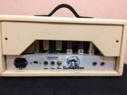 Amplificador 100% valvulado 20W semi novo- 37 99835 3775