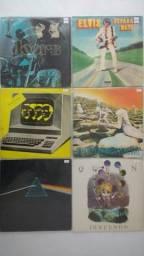 LPs Discos de Vinil de rock Clássico
