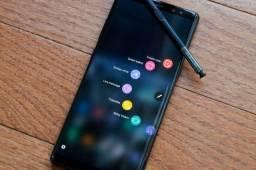Galaxy Note 8, 64GB, Black, Fabricado no Brasil