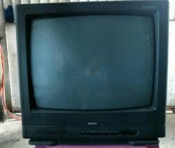 Televisão 21 polegadas usada