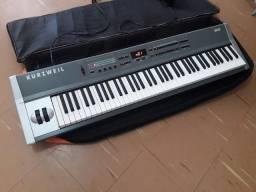 Teclado Kurzweil SP2 - Piano top - Completo