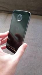 Motorola Moto Z Power Edition 64GB , 4Gb RAM, Preto Tela 5.5 Android 7.1.1 Camera 13 mp