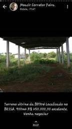 Vendo nas margens da BR 324, 900m2 Vila nessa Conceição do jacuipe