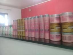 Shampoo condicionado e máscara kit