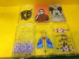 Capinhas personalizadas do seu jeito para todos os celulares (iPhone, Samsung, Moto, Asus)