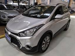 Hyundai HB20X Style 1.6 Flex 2016 Prata (Completo) - 2016