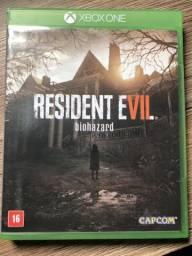 Troco Resident evil 7 por Resident evil 2 remake xbox one