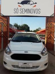 Ford ka 1.0 se completo 4 portas baixo km - 2018