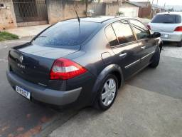 Lindo Megane Sedan 1.6 Completaço - 2007
