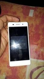 Vendo um Telefone Sony Xperia 5E