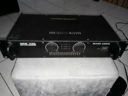 Potência MK 1200 Mark Audio