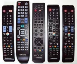 Contole Remoto Para Tvs e Dvds e Conversores e Ar Condicionado