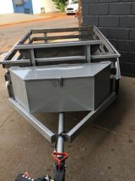 Carretinhas Dada car com caixa para ferramentas