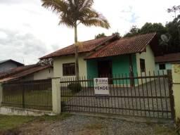 Imóvel contendo 02 Casas em Indaial/ Benedito