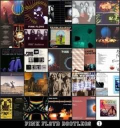 Pink Floyd - Bootlegs , super coleção -raridades