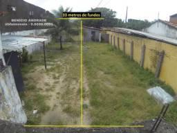 Excelente terreno para quem deseja investir/construir no bairro Rodolfo Teófilo