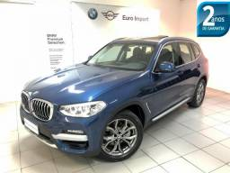 BMW X3 2019/2019 2.0 16V GASOLINA X LINE XDRIVE20I STEPTRONIC - 2019