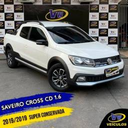 SAVEIRO 2019/2019 1.6 CROSS CD 16V FLEX 2P MANUAL