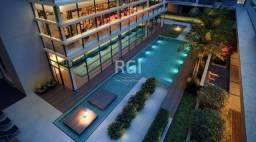 Apartamento à venda com 1 dormitórios em Jardim do salso, Porto alegre cod:EL50877068