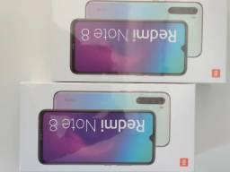 Mágico!! Redmi Note 8 da Xiaomi. Novo lacrado com garantia e entrega