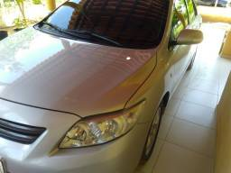 Toyota Corolla 66 mil km rodados - 2009