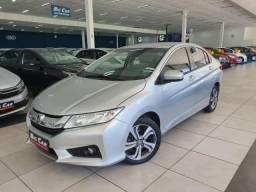 Honda City Sedan EX 1.5 Flex 16V 4p Aut. - 2015
