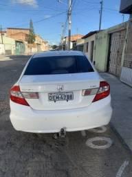 Vendo Honda Civic LXL - 2013