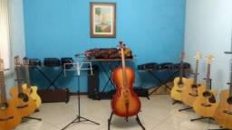 Violinos, Cello E Violões.Preços Abaixo do Mercado