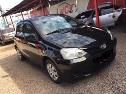 Toyota-Etios 1.3 X 16v Flex manual. 2016 - 2016
