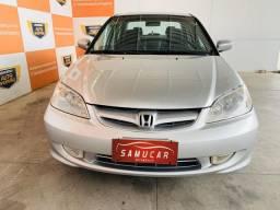 Honda civic 1.7 2006 completo - 2006