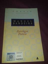 Livro MANUEL BANDEIRA