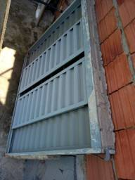 Promocao de janela de ferro 135.00$%