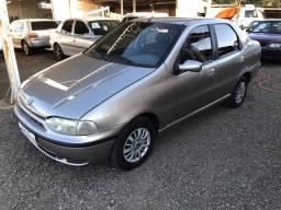 Siena ano 2000 com direção hidráulica