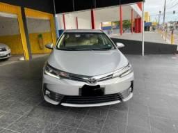 Toyota Corolla altis no Boleto