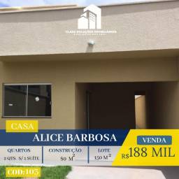 Casa De 2 Quartos - Alice Barbosa - Goiânia