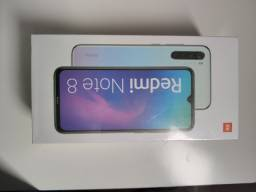 Incomparável // Redmi Note 8 128 da Xiaomi // Lacrado // Garantia e entrega